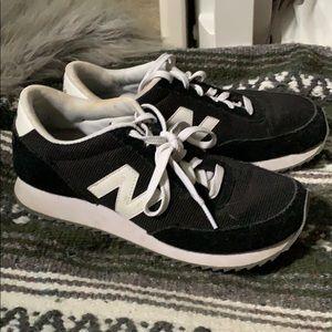 New Balance 501 black & white